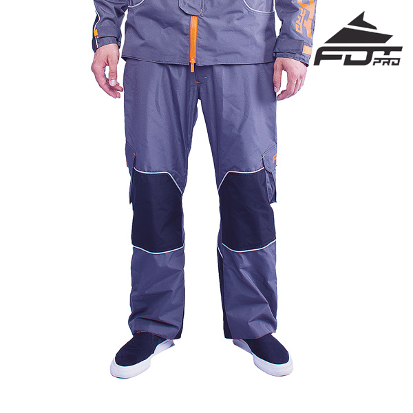 FDT Pro Pants Grey Color for Everyday Activities