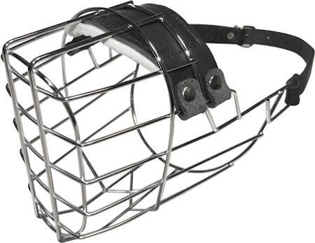 Dog Muzzle, Wire Dog Muzzle, Basket Dog Muzzle - New Style M9